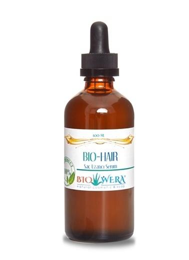 Biowera Bio-Hair Uzamayi Destekleyen Besleyici Saç Bakim Serumu - 100 Ml Renksiz